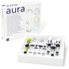 Small thumb aura syringe kit open hi