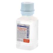Big thumb 250 ml 0.9  baxter sodium cloride irrgation bottle
