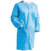 Big thumb lab coats sky blue medium 50 pk house brand ic583 50m qgq3h8
