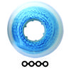 Small thumb baby blue elastic power chain short filament 15 ft sci 424 641 qjgpy0