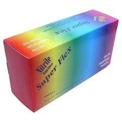 Bigger thumb super flex nitrile exam gloves size medium case of 10 boxes sentry gl90 qn3v8o