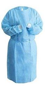 Bigger thumb maytex isolation gown latex free blue x large 10 pkg maytex 6010bxl qr4800