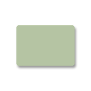 Tray Covers Ritter (B) Green (1000) -- 8.5 x 12.25