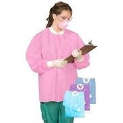 Big thumb pink lab coat   defend