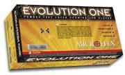 Big thumb microflex evolution one latex glove powder free textured extra small gloves