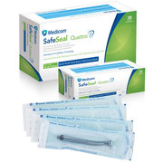 Big thumb medicom safeseal quattro sterilization pouches 88000 4