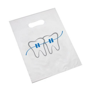 Big thumb ortho teeth floss bag  144 ct    squarre