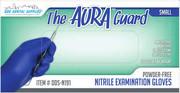 Big thumb aura guard nitrile